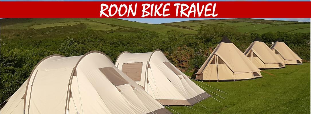 Roon Bike Travel huurtenten