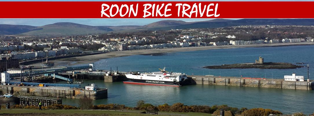 Isle of Man haven met de Manannan Steam Packet
