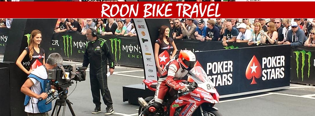 Prijsvoorbeelden Isle of Man TT - Jochem van den Hoek start TT 2016