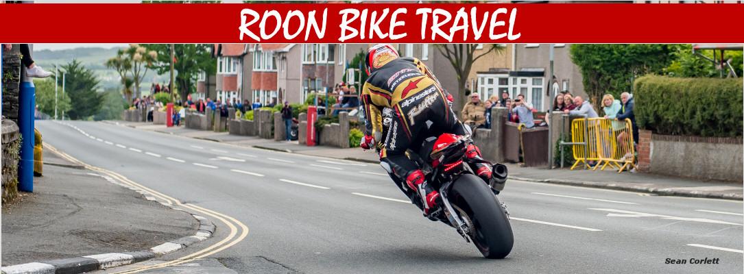 Isle of Man TT Michael Rutter St. Ninians